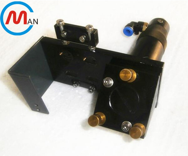 laser Mirror Mounts 50w tube metal co2 laser head for cutting machine spare parts