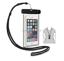 2016 New design Universal Waterproof Case Bag for mobile phone