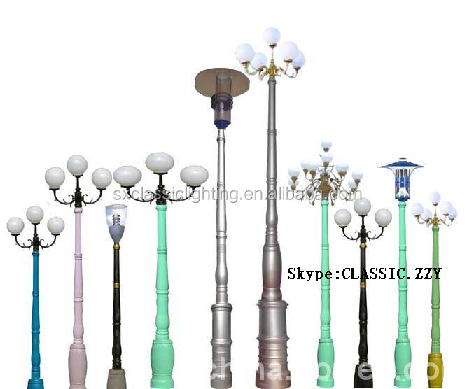 lighting pole single pole telescopic clothes rack
