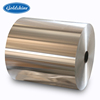 supply high quality big roll aluminum foil coil for tray container
