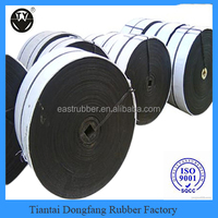 Nylon used rubber conveyor belt