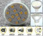 SMD 5050 2700k 3000k warm white spot lamp led