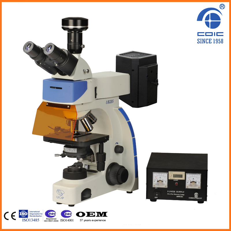 New Economical Led Trinocular Biological Student Microscope Wholesale Price