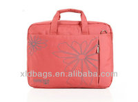 "New Cheap Laptop Notebook Carrying Messenger 17.3"" 16.4"" 15.6"" Inch Waterproof Pink Bag Case Briefcase"