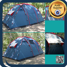 Waterproof Outdoor Folding Bed Living Camping Tent Living Tent Living Room