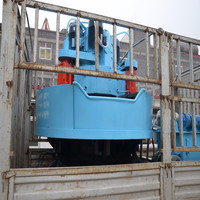 JS-600 concrete floor tile making machinery , terrazzo tile machine, terrazzo tile equipment
