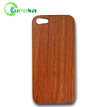 Latest design high quality light weight phone pc wood cover for Iphone5,5s,5g