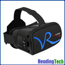 vr box 2 2nd Generation upgraded vr goggles plastic headset all in one VR case RK-A1