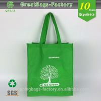 Reusable non woven bag buyer