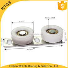 Sliding Door Hardware Used Semi Truck Wheels