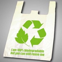Heat-Insulation Poly PE Disposable Biodegradable Plastic Garbage Bag