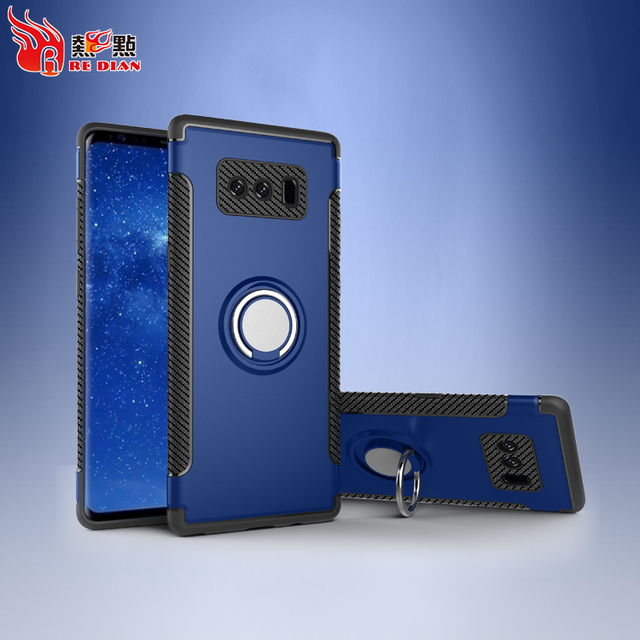 Case with kickstand for samsung galaxy note 8 case kickstand,holder phone case for samsung galaxy note 8