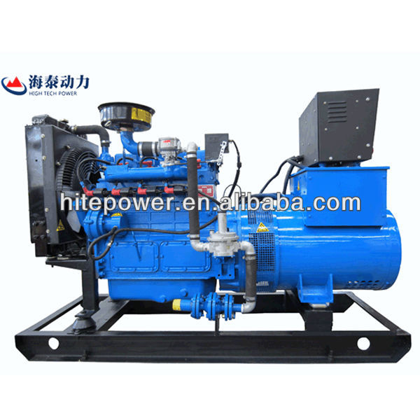 Automatic Digital Control CHP 40kw natural gas generator set for sale