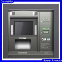 Privacy Screen Protector For ATM Monitor