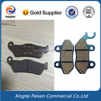 india bajaj motor cycle disc pad, motorbike disc brake plate with low price