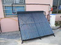 Domestic Solar Water Heater 200L sun water heater heat pipe solar collector