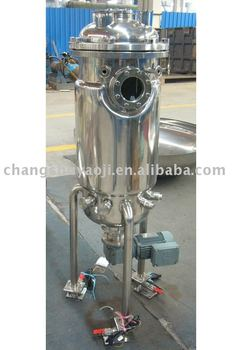 Lab-scale SS316L Fermenter