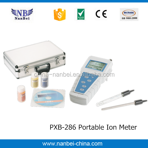 Multi-parameter portable digital water analyzer