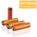 750mah 14500 3.7V Protected Rechargeable Li-ion Batteries for Camera Olight S15 LED Flashlight Torch LD11 SK68 Q5 J5 EA11