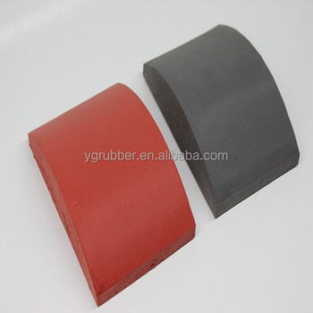 Sublimation silicone foam cap pad for heat press