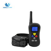 China Top Ten Selling Products Remote Control Training Colalr Lcd Remote Pet Training Collar