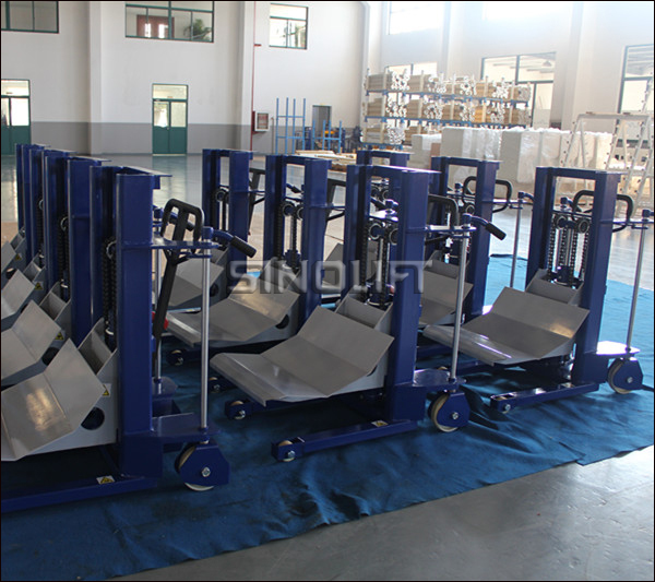 Hot - CTY-M700 Manual Reel Stacker