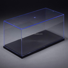 Manufacture Model Car PMMA Display Case Acrylic Toy Model Display BOX