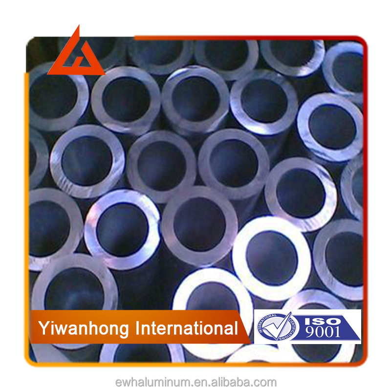 Manufactory wholesale 6000 series aluminum pipe /tube With Good Quality