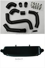 direct fit intercooler for focus st intercooler piping kit for ford focus st 2012+