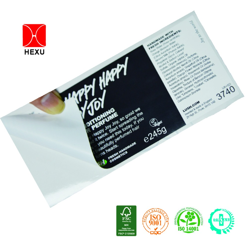 newest products high quality laptop battery label