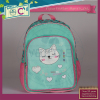 cute cartoon pattern girls school bag for kids