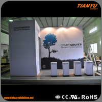 Good Prices Unique Custom Sizes Trade Show Outdoor Portable Vms Led Display Sign Board Exposure System Booth