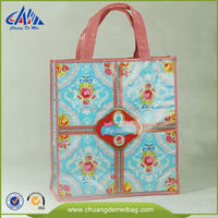 Ali Export From China Non-Woven Bag With Tracery