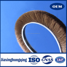 hot sell bottom door seal weather brush strip, door sesls mohair
