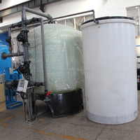 Philippines Hot Selling FRP Cation resin regenerate water softener
