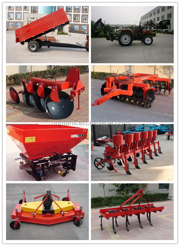QLN554 with ce certification china simple farm machine