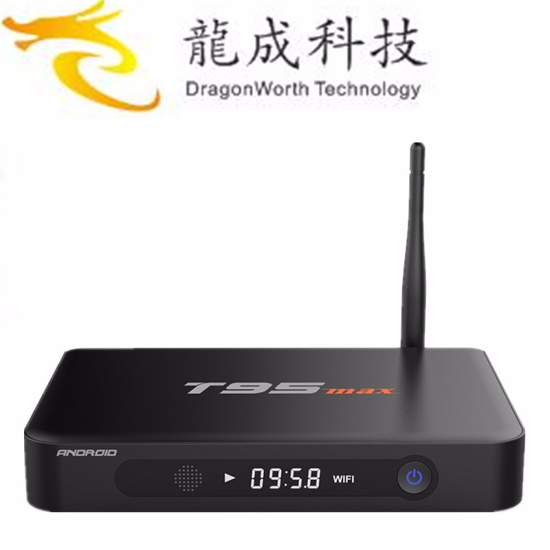 2016 real player tv box 2g 32g android 5.1 tv box quad core full hd 1080p video android 5.1 tv box android 5.1hd t95 max S905