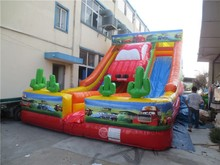 Commercial used giant inflatable water slide for adult
