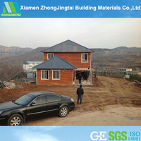 China Luxury timber houses with Light Steel Structure for Sale