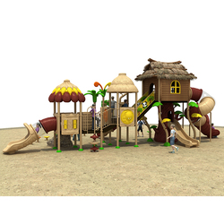 new popular forest theme children outdoor playground items, used school outdoor playground equipment for sale