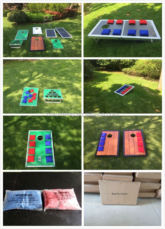 custom logo cornhole bean bag toss game,cornhole boards,cornhole game