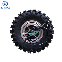 wheelbarrow and bike electric wheel hub motor 1000w 48v