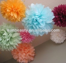 paper flower wedding wall decoration,wedding stair decoration, decorations for wedding