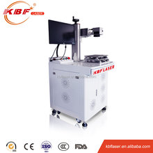 Guangdong steel pipe stainless steel 50W optical Fiber laser marking machine