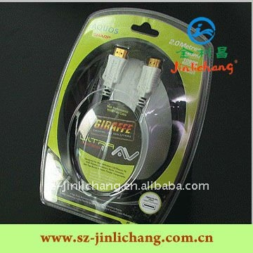 2GB Mini SD card customized blister packaging