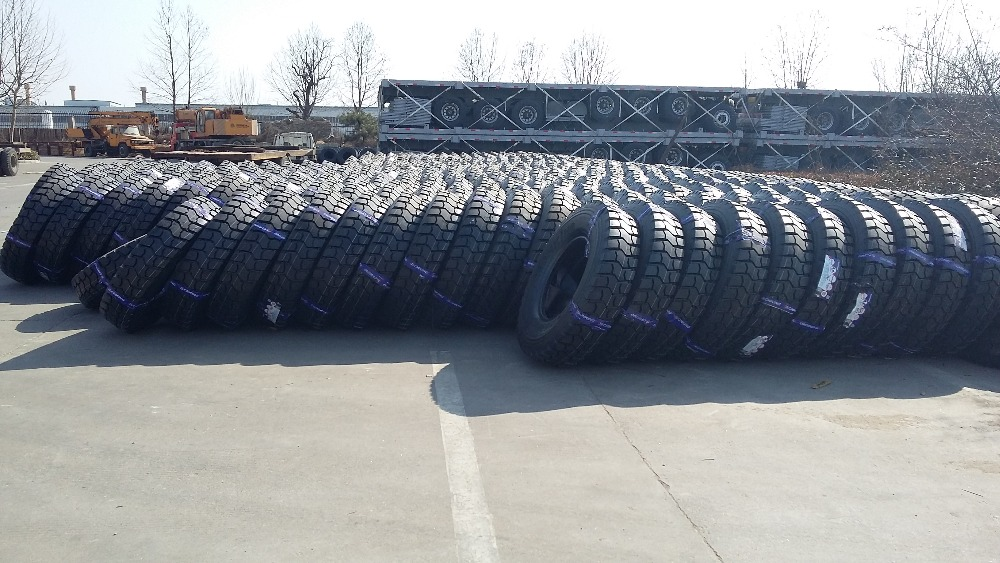 China cheapest brand new18pr 20pr radial structure tires for 11R22.5 12R22.5 for tipper truck construction site