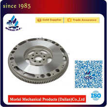 China Foundry Customized Precisely design of small solid disc type flywheel