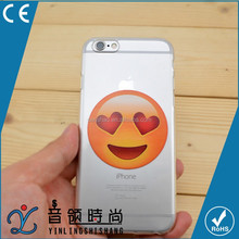 Shenzhen Wholesale PC+TPU Pattern Phone Shell For Iphone4 5 6 6s, EMO DesignCustom Mobile Phone Cover Case For Samsung