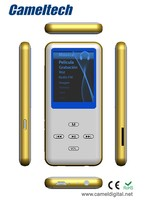 4GBTouch Control Botton MP4 Player, MP4 Digital Player with User Manual
