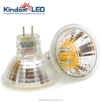 AC DC12V 2W COB MR11(G4) LED spotlight